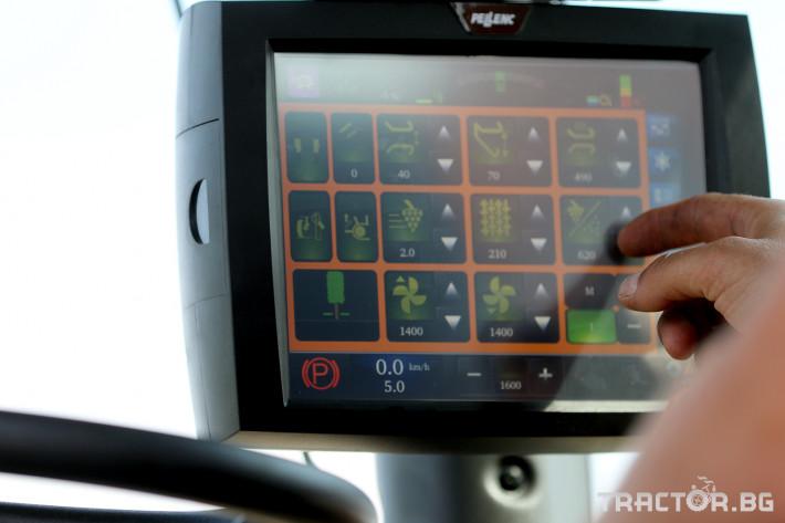 Машини за лозя / овошки МУЛТИФУНКЦИОНАЛНА МАШИНА ЗА ЛОЗЯ - PELLENC OPTIMUM 8