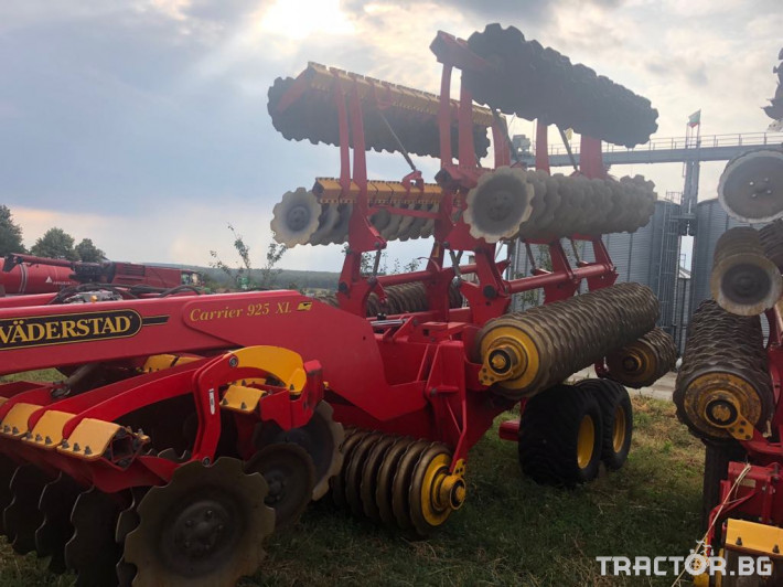 Брани Vaderstad Carrier 925XL 1