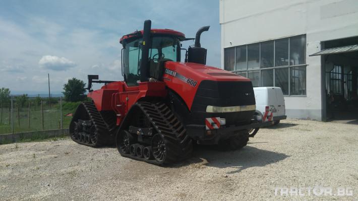 Трактори CASE IH Quadtrac 600 0