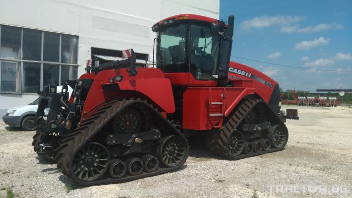 Трактори CASE IH Quadtrac 600 3
